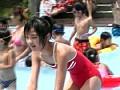可愛い女の子のワンピース水着.jpg